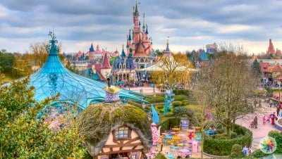 Paris-Disneyland