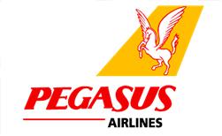 Pegasus Hava Yolları'nda Avrupa biletleri sadece 1€ !